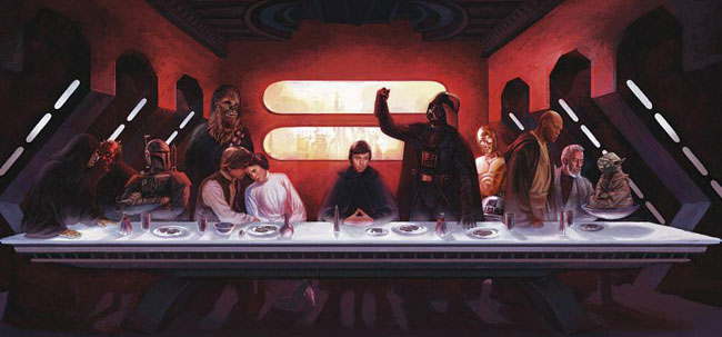 ...Star Wars ...