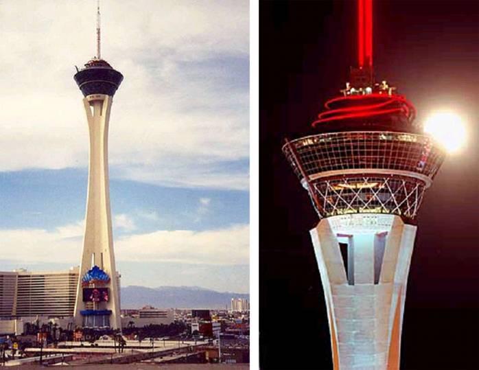 Photos de la Statosphere Tower de Las Vegas