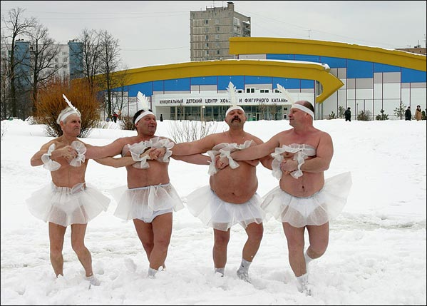 Hiver! Images et photos drôles sur l'hiver!