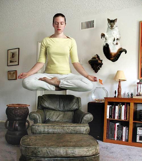 PHOTOS INSOLITES - Page 14 Yoga